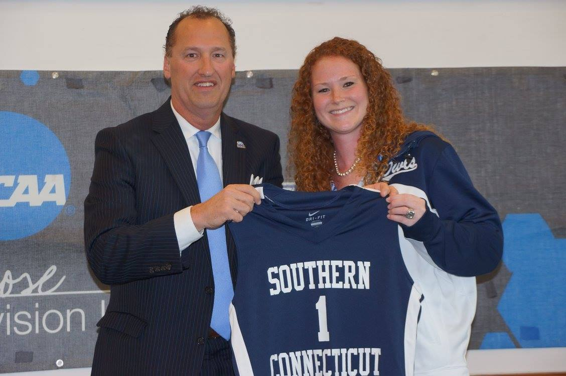 Kate Lynch '14 Named Head Women's Basketball Coach at Southern Connecticut State University