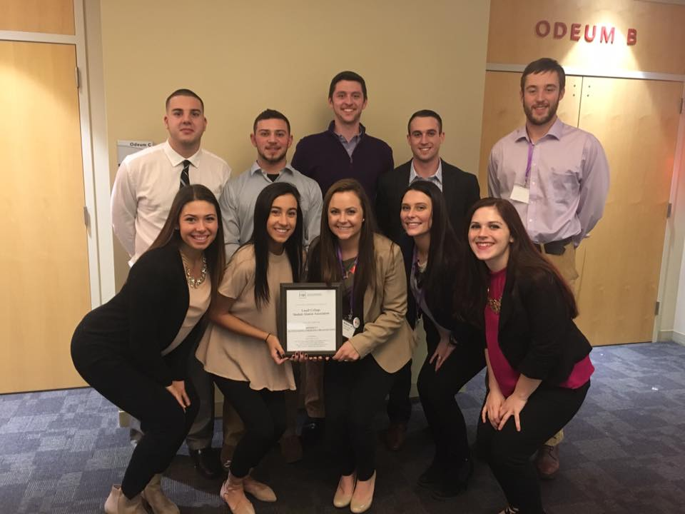 Lasell SAA comes out successful at CASE Conference