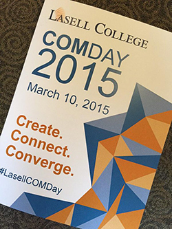 Lasell Alums Return for COMDay