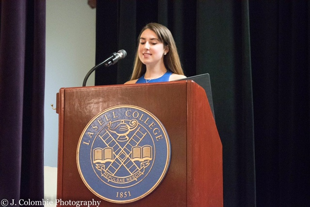 Kelsey Desjardins '17: Alumni of the Future