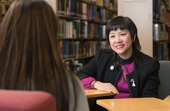 Shirley Fan-Chan '94 Interviewed for Article on Student Homelessness