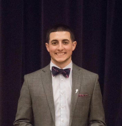 Dustin da Ponte '17: Alumni of the Future